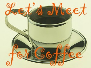 let's meet for coffee